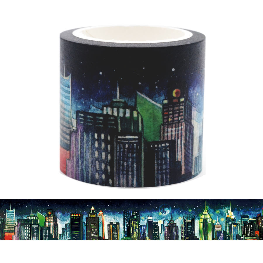 New York City Washi Tape