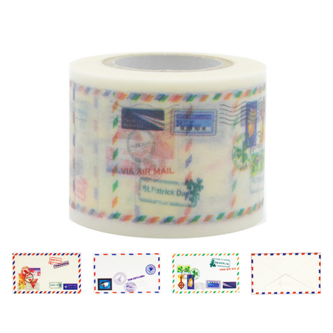 ST7 Air Mail Envelope Washi Tape