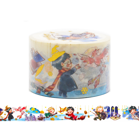 Magic Wizard Washi Tape