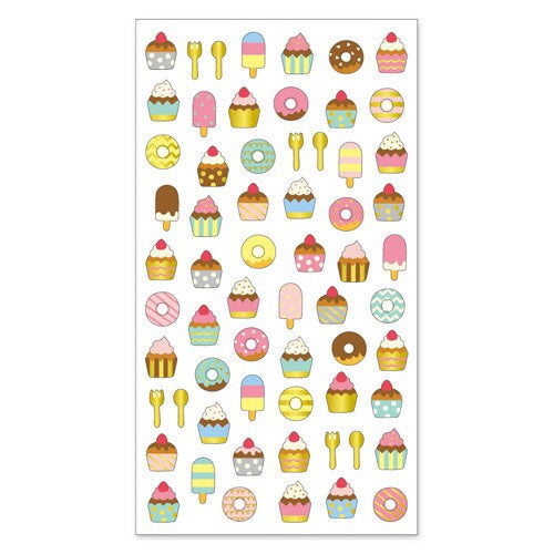 Mind Wave Copain Copine Cupcakes Stickers