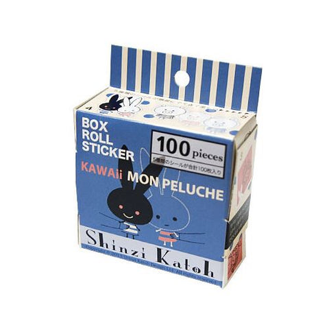 Shinzi Katoh Sticker Roll - Kawaii Mon Peluche