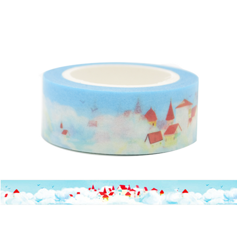 Castle in the Sky Washi Tape