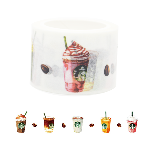Starbucks Washi Tape
