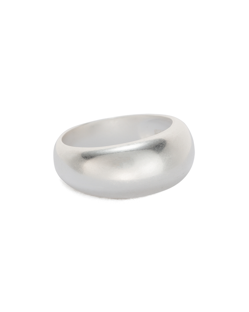 TIDAL RING (STERLING SILVER) - 02