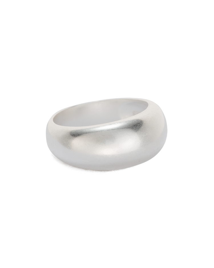 TIDAL RING (STERLING SILVER)