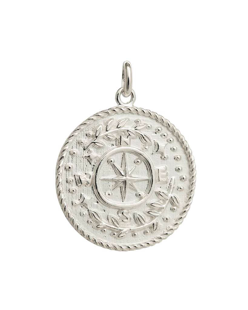 TREASURE COIN (STERLING SILVER) 01