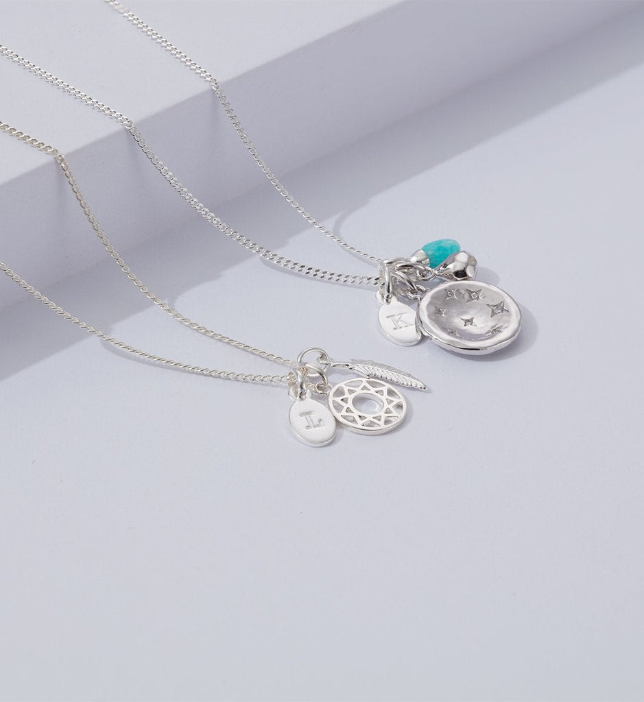 CONSTELLATION CIRCLE (STERLING SILVER) Image 05