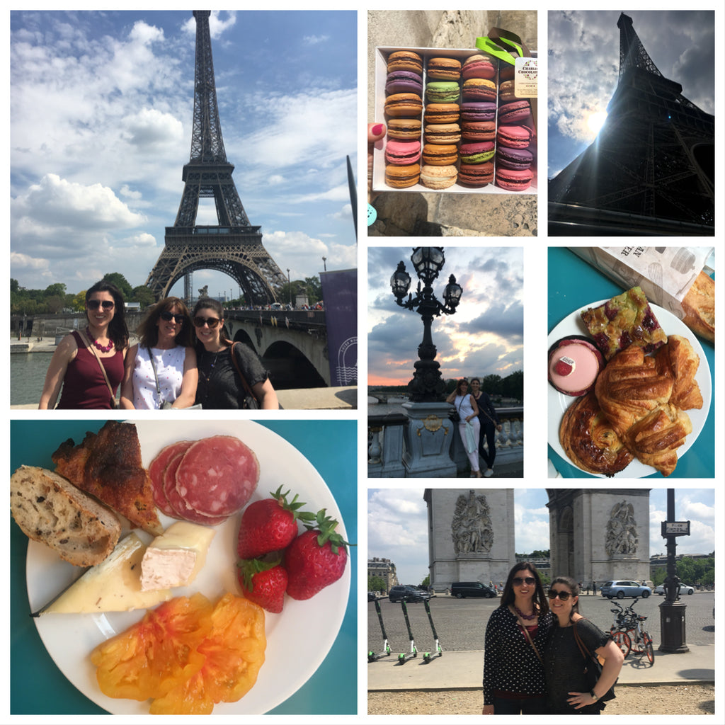 Foodie in Paris