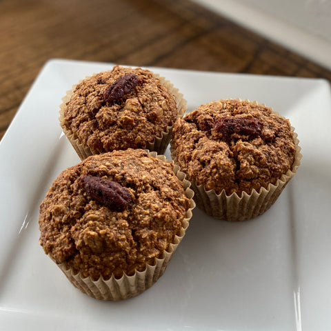 Pecan Cranberry Oat Muffin NGI/DF