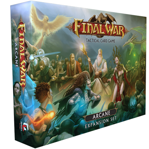 Final War: Arcane Expansion