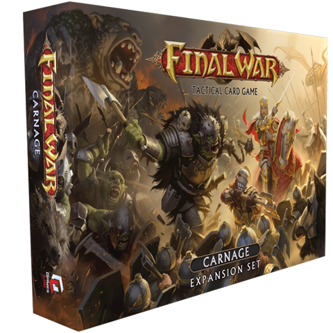 Final War: Carnage Expansion
