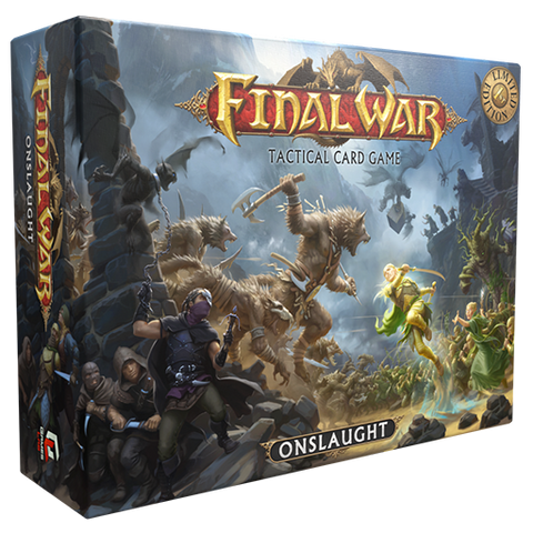 Final War: Onslaught Starter Set