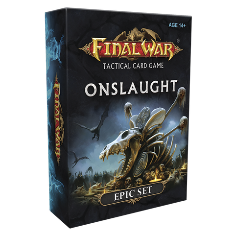Final War: Onslaught Epic Set