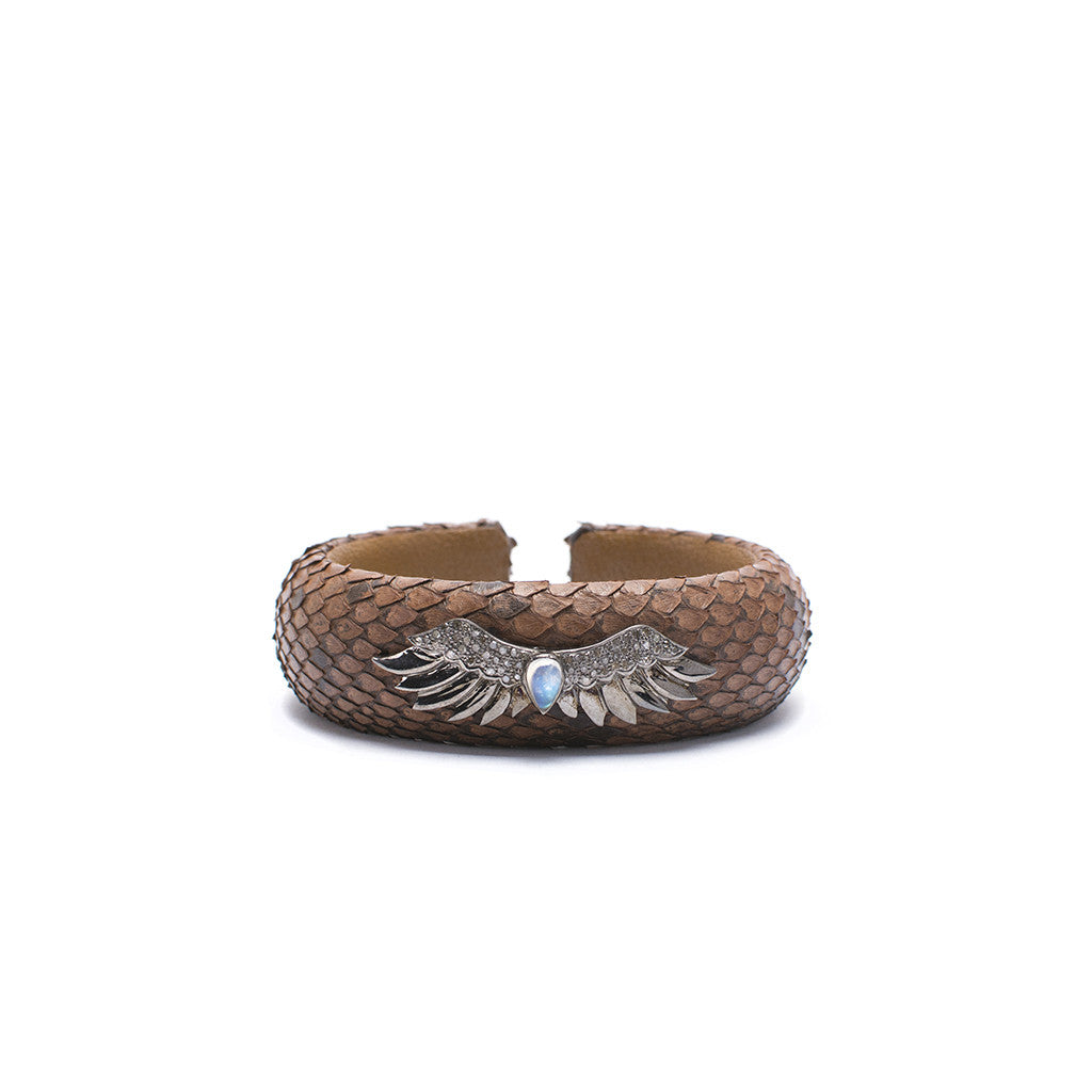 Sanlo Private Collection | Python Cuff