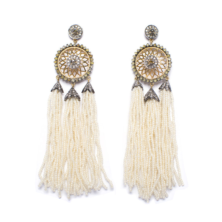 Sanlo Private Collection | Pearl Earrings