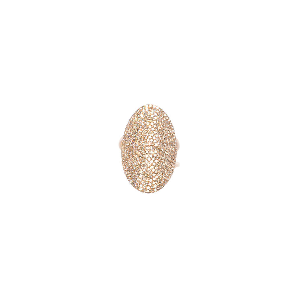 Sanlo Private Collection | Rose Gold Oval Ring