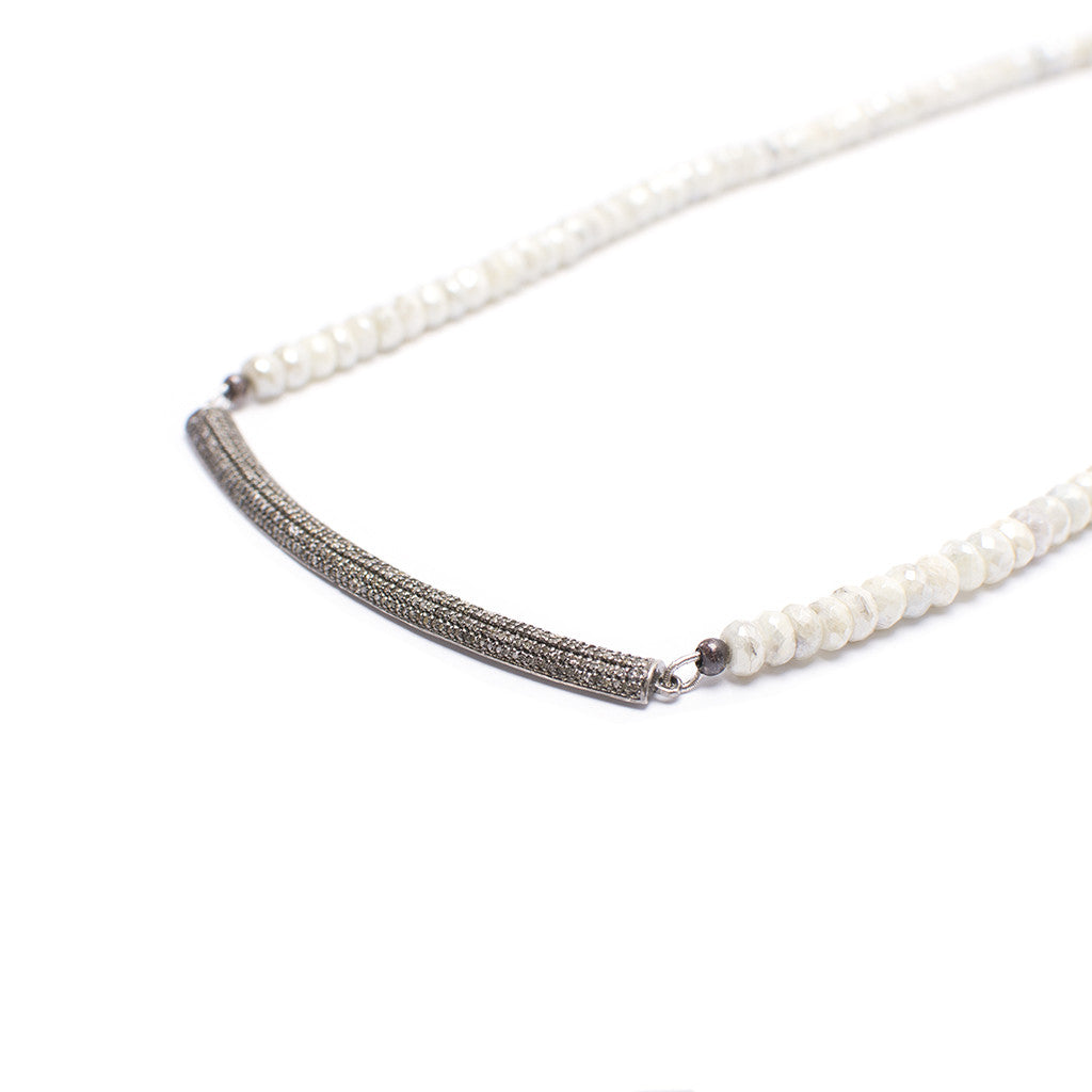 Santos Collection | Silverlite Short Necklace