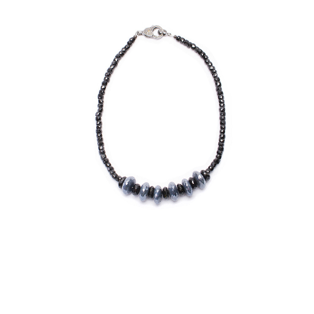 Santos Collectiom | Petersite Choker Necklace