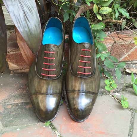 Classic Oxfords the most popular choice
