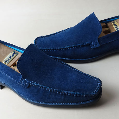Giày Boxer moccasin đế goodyear