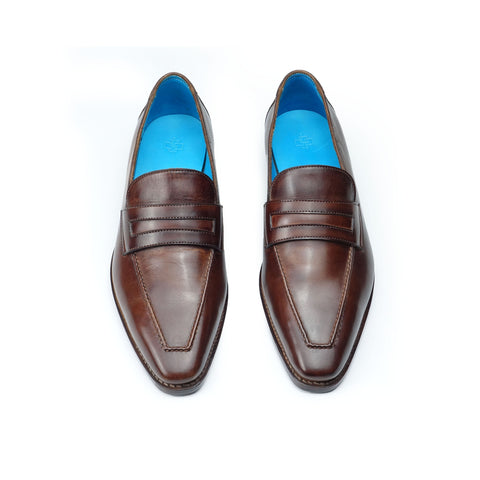 Alex Loafer - Dark Brown
