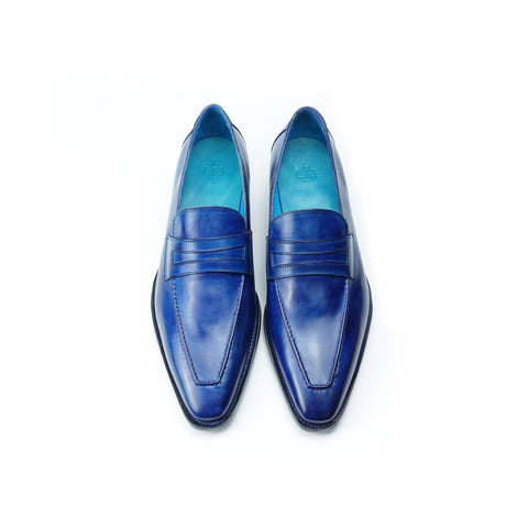 Alex Loafer - Cobalt