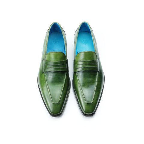 Alex Loafer - Dark Green