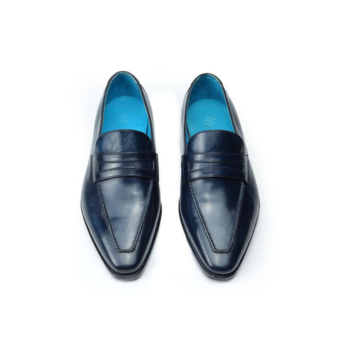 Alex Loafer - Midnight Blue