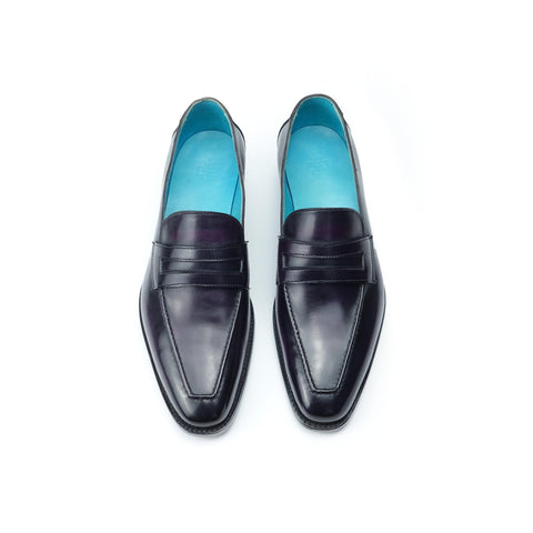 Alex Loafer - Dark Purple