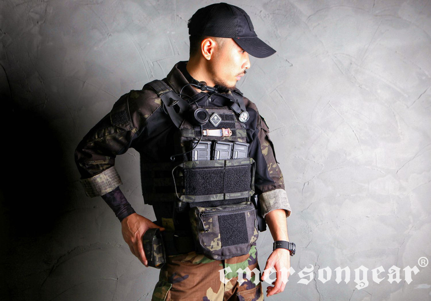 Plate Carrier & Rig