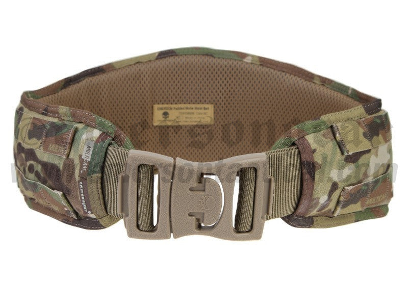 Padded Molle Waist Belt