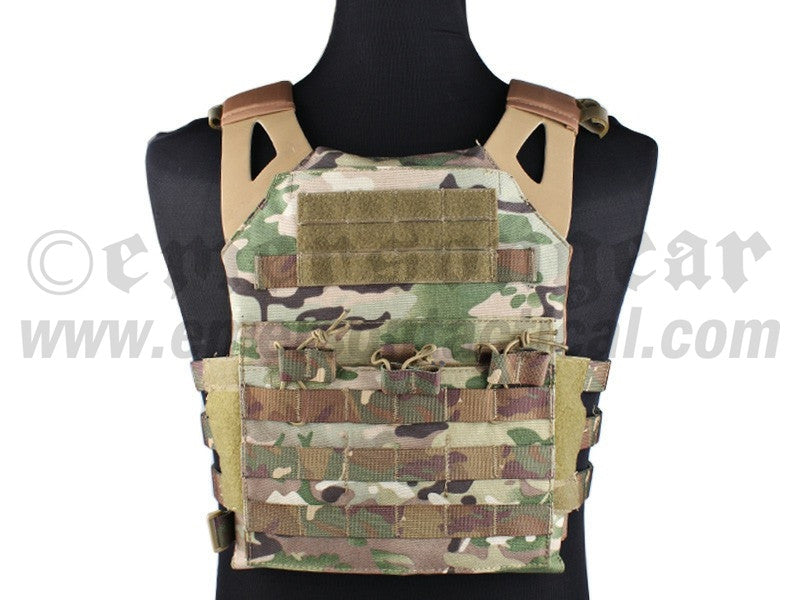 Jumper Plate Carrie VEST-Easy style