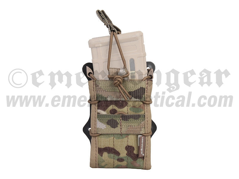 Double Modular Rifle Magazine Pouch