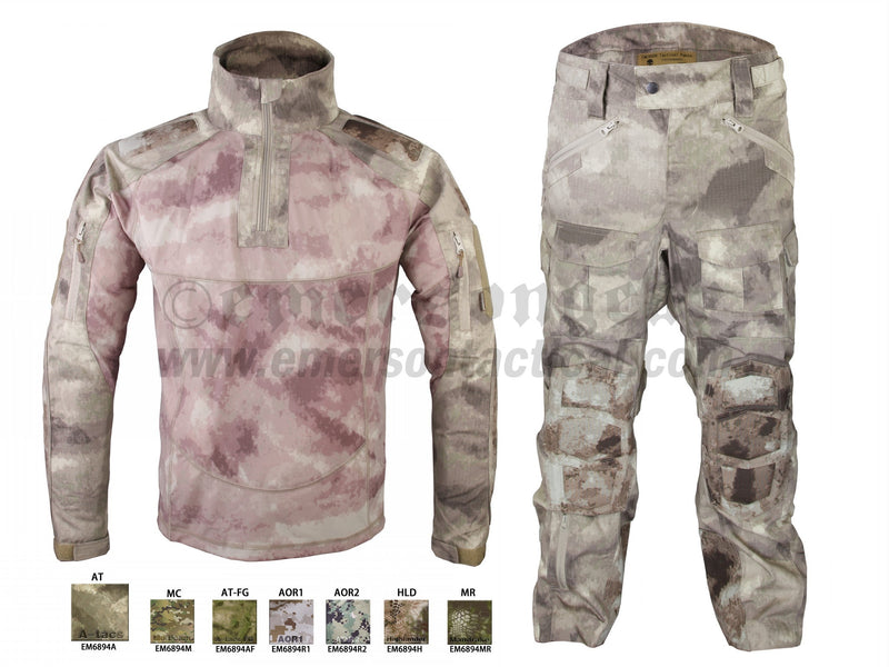 All-Weather Tactical Suit & Pants