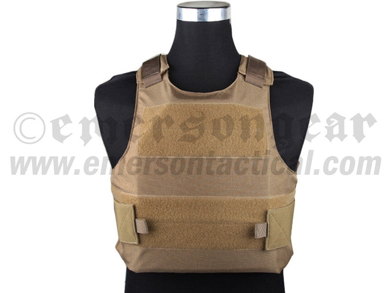 LAVC Low Profile Plate Carrier