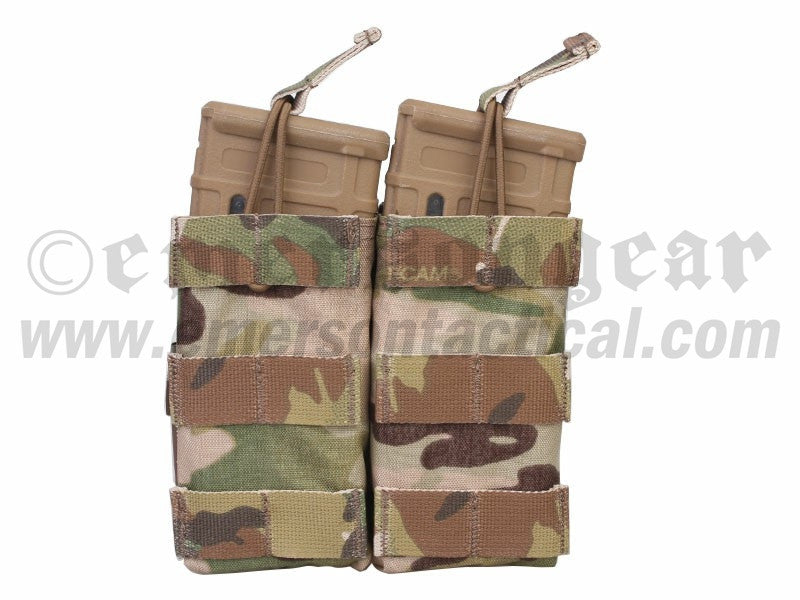 Double Modular Bungee Style Magazine Pouch