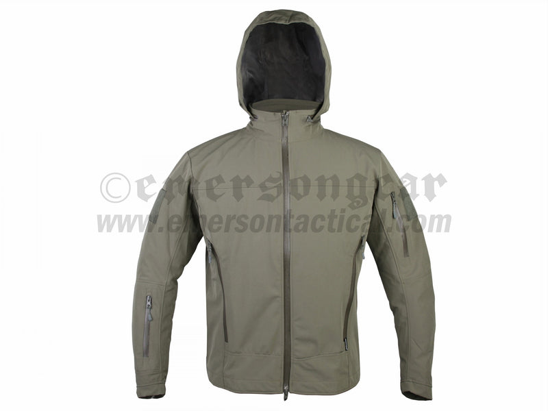 Outdoor Light Tactical Soft Shell Jacket