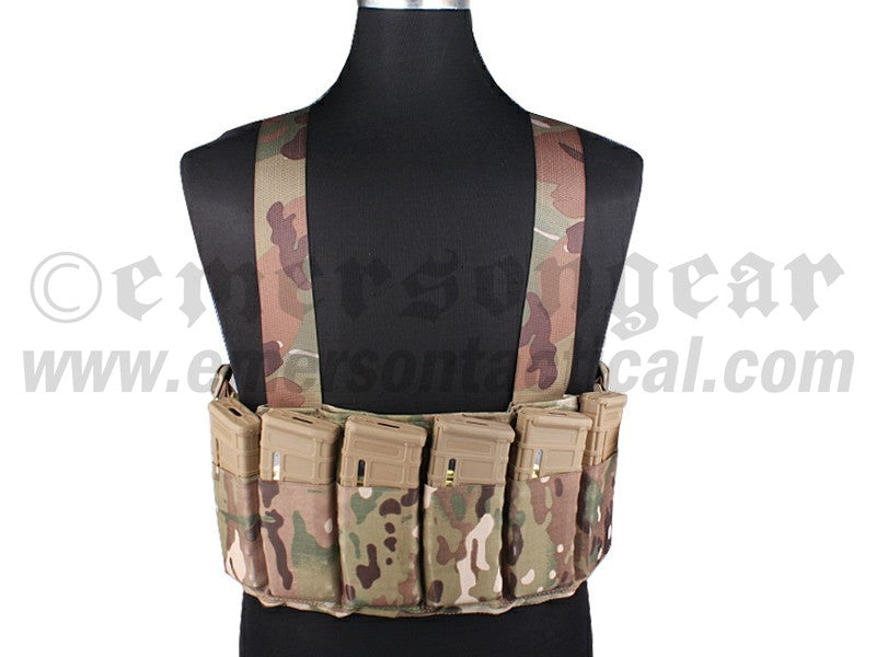Simplified Chest Rig-Ultra Lite Series