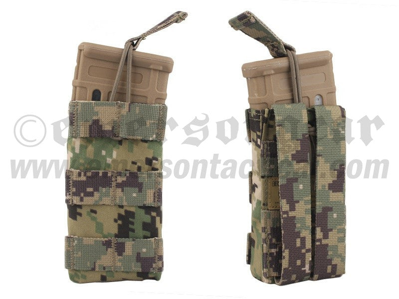 Single Modular Bungee Style Magazine Pouch