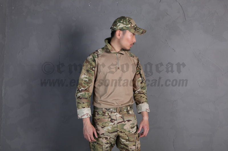 G3 Combat Shirt Multicam® Version --- Blue Lable Series