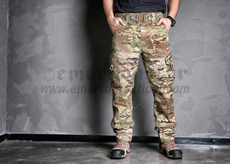 G3 Tactical Pants Multicam® Version---Blue Lable Series