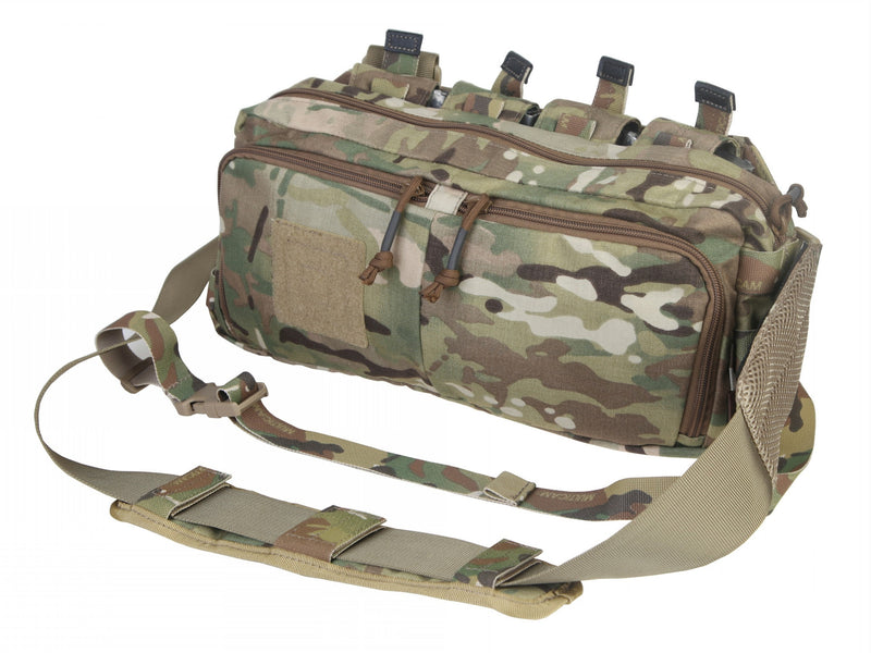 Tactical Rifle& Ammo Shoulder Pack- Tactical Range Shooting Series