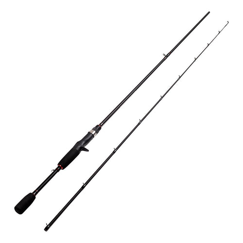 Fiblink® 2-Piece Graphite Casting Baitcasting Fishing Rod Pole