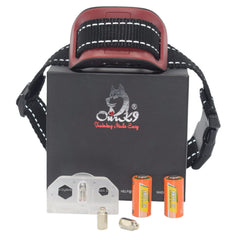 Battery Bark Collar  Beep and Shock