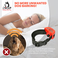 The Worlds Safest Bark Collar