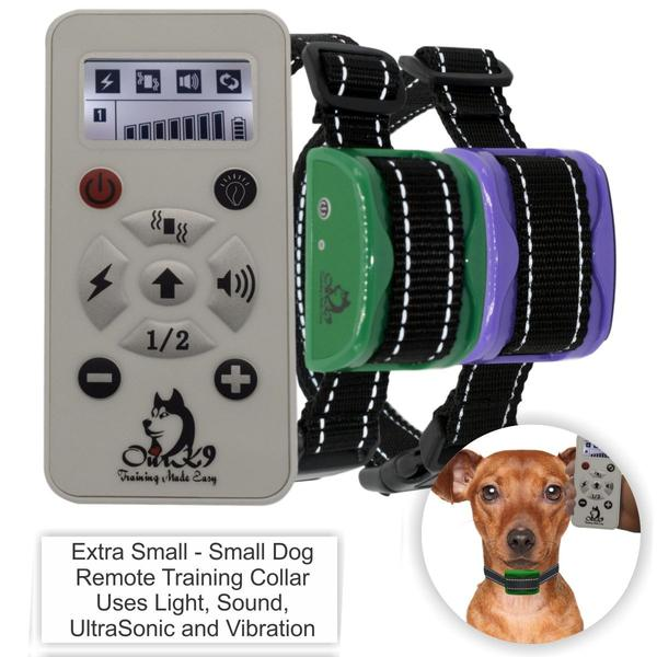 Emerald Remote Training Collar For Large Dogs