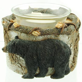 Bear T-light Candle Holder