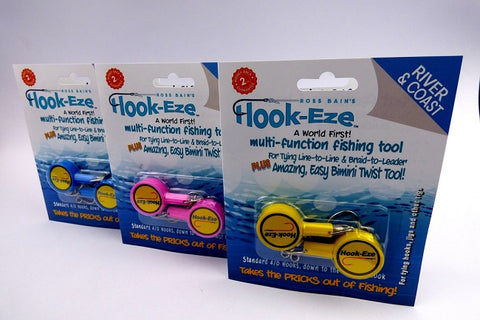 Hook-Eze River & Coast  2 Pack