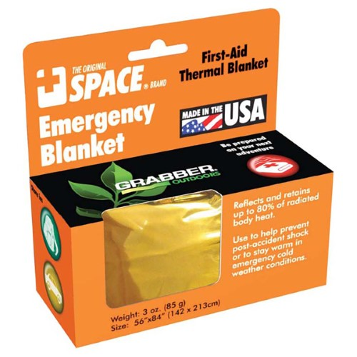 The Original Space Grabber Emergency Thermal Blanket