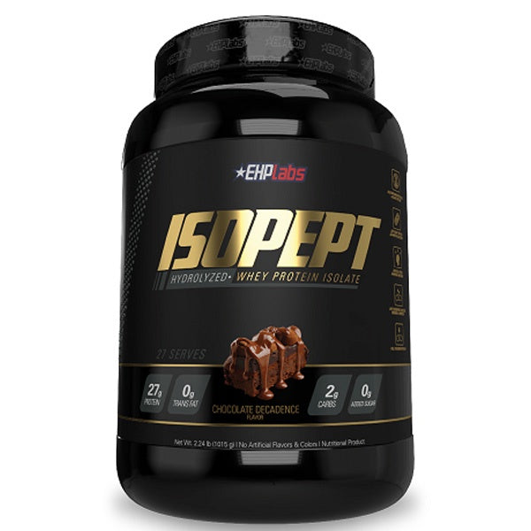 Buy EHP Labs IsoPept Hydrolyzed 2lb Supplement Solutions